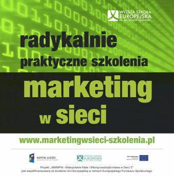 IV edycja szkoleń z marketingu w sieci w WSE