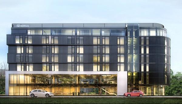 Nowy hotel BEST WESTERN Plus Q w stolicy Małopolski