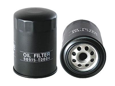 Jaki filtr do oleju?